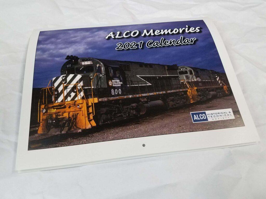 2021 ALCO Memories Calendar